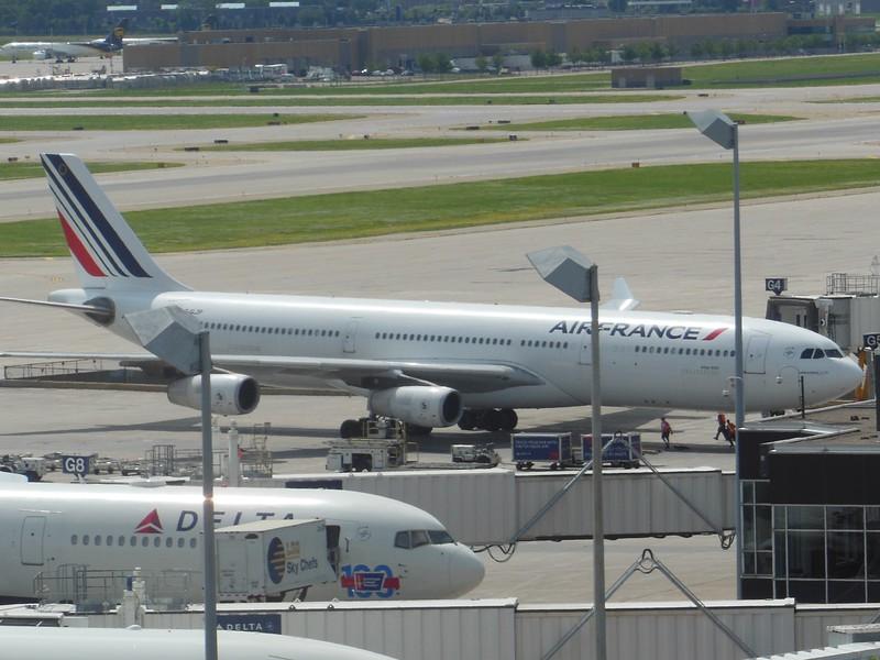 Air France (AF) F-GLZP A340-313 [cn260]