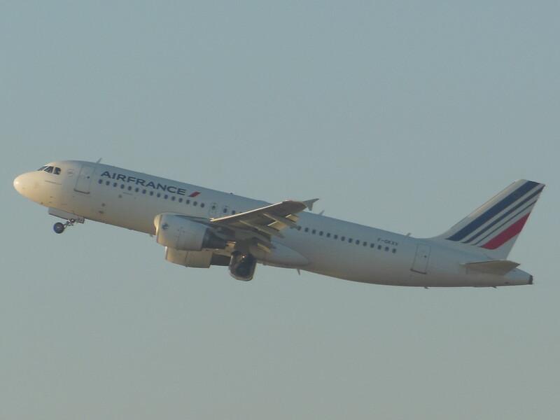 Air France (AF) F-GKXV A320-214 [cn4084]
