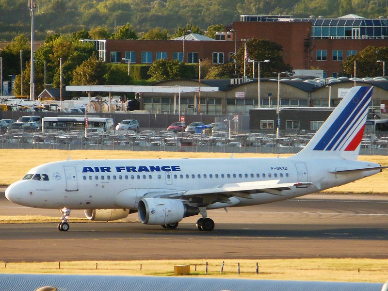 Air France (AF) F-GRXD A319-111 [cn1699]