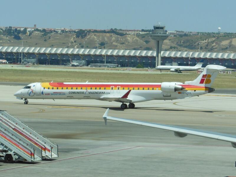 Iberia Regional / Air Nostrum (IB/YW) EC-JYV CRJ-900 [cn15106]