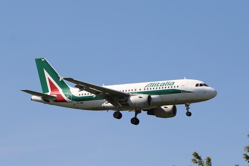 Alitalia (AZ) EI-IMM A319-111 [cn4759]