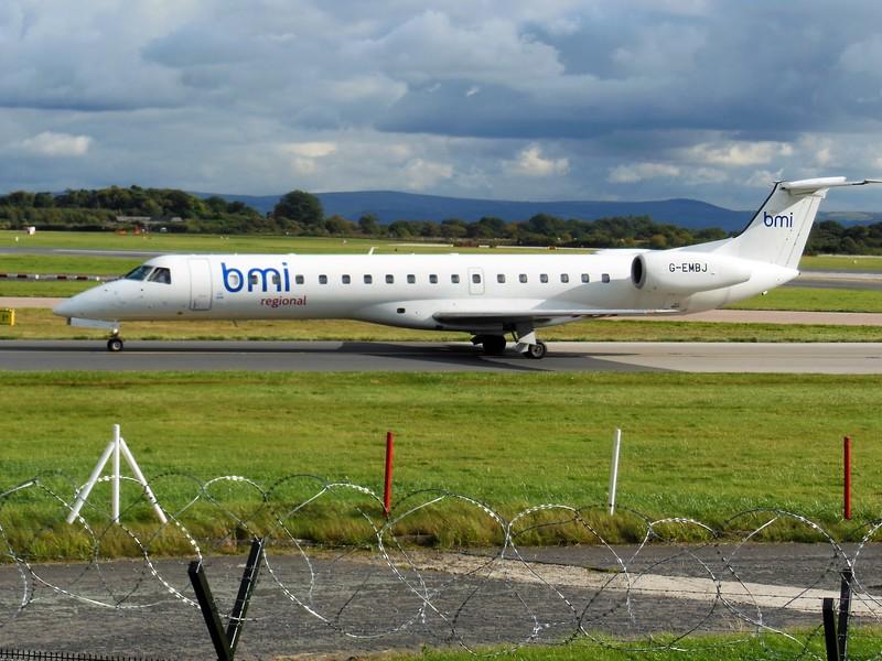 bmi regional (BM) G-EMBJ ERJ-145 EU [cn145134]