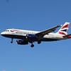 British Airways (BA) G-EUPX A319-131 [cn1445]