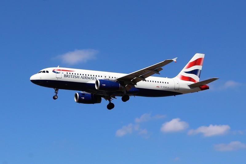 British Airways (BA) G-EUYJ A320-232 [cn4464]