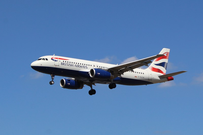 British Airways (BA) G-EUYH A320-232 [cn4265]