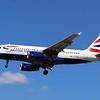 British Airways (BA) G-EUPL A319-131 [cn1239]