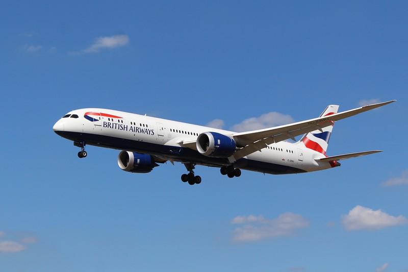 British Airways (BA) G-ZBKI B787-9 [cn38625]