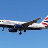 British Airways (BA) G-EUPG A319-131 [cn1222]