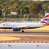 British Airways (BA) G-EUPR A319-131 [cn1329]