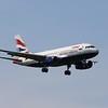 British Airways (BA) G-EUPD A319-131 [cn1142]