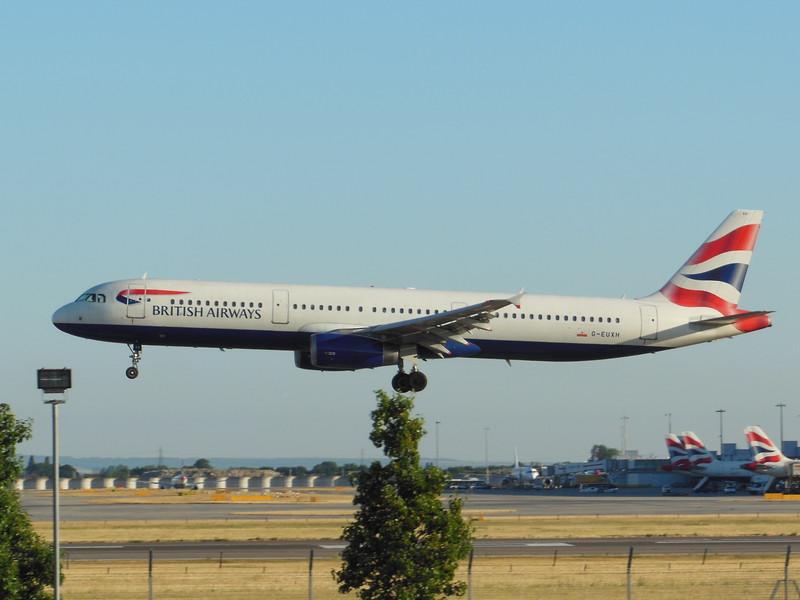 British Airways (BA) G-EUXH A321-231 [cn2363]
