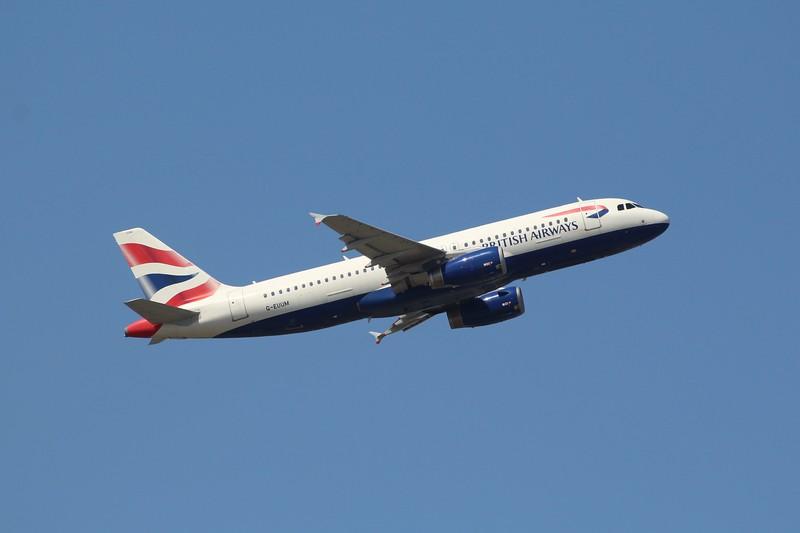 British Airways (BA) G-EUUM A320-232 [cn1907]