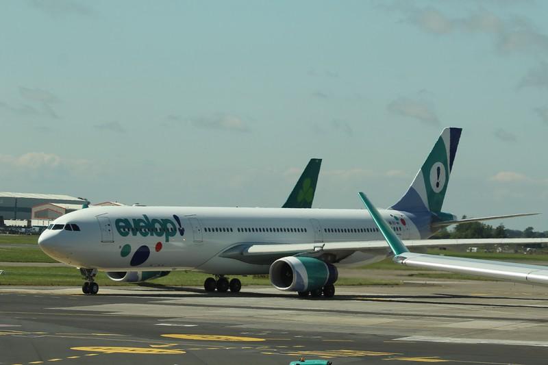 Evelop! (E9) EC-MII A330-343  [cn1691]