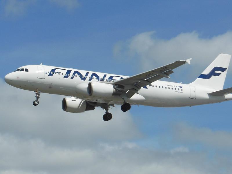 Finnair (AY) OH-LXA A320-214 [cn1405]