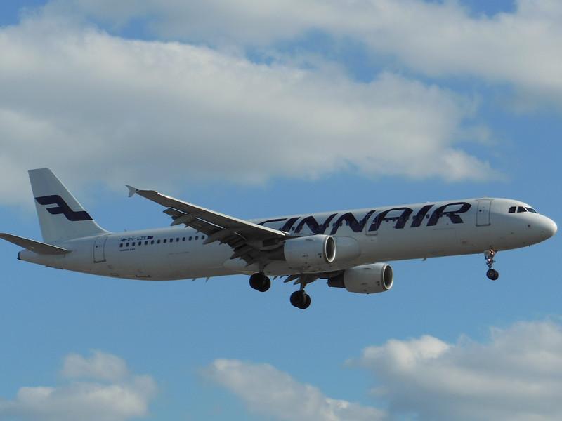 Finnair (AY) OH-LZE A321-211 [cn1978]