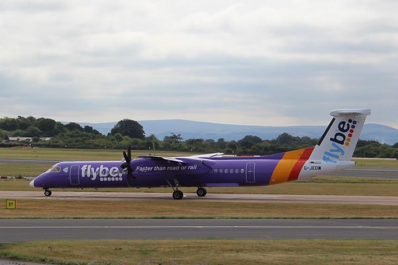 FlyBe (BE) G-JEDW DHC-8-402 [cn4093]