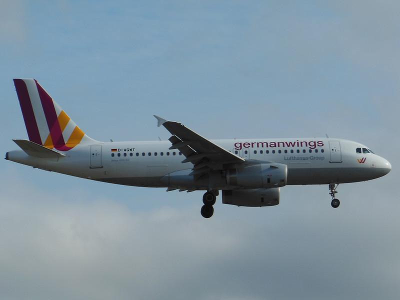 Germanwings (4U) D-AGWT A319-132 [cn5043]