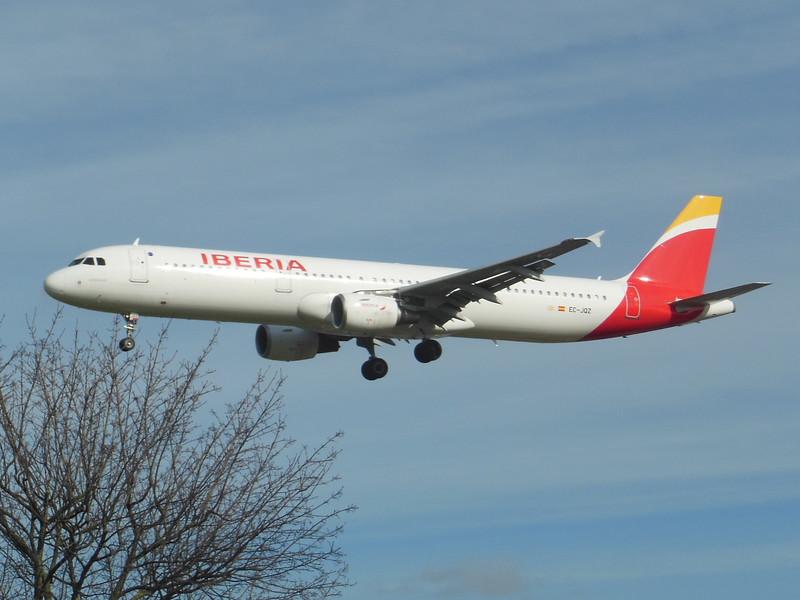 Iberia (IB) EC-JQZ A321-211 [cn2736]