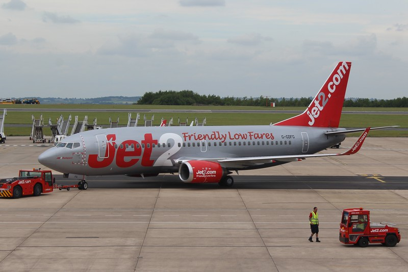 Jet2 (LS) G-GDFG B737-36Q [cn28658]