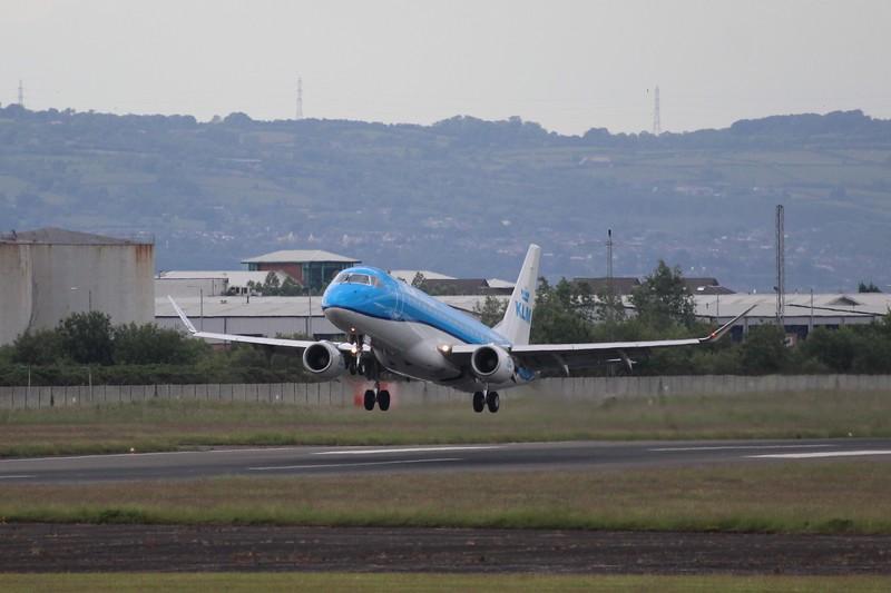 KLM Cityhopper (WA/KL) PH-EXP ERJ-175 STD [cn17000678]