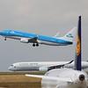 KLM (KL) PH-BXF B737-8K2 [cn 28596]