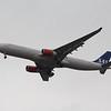 SAS Scandinavian Airline System (SK) LN-RKH A330-343 X [cn497]