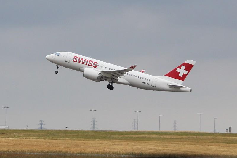 Swiss International Airlines (LX) HB-JBH A220-100 [cn50017]