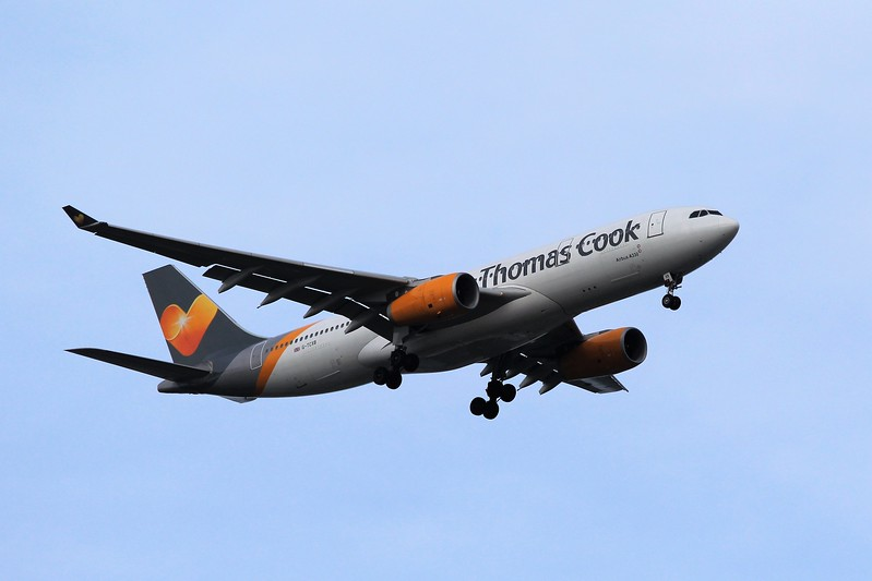Thomas Cook Airlines (MT) G-TCXB A330-243 [cn948]