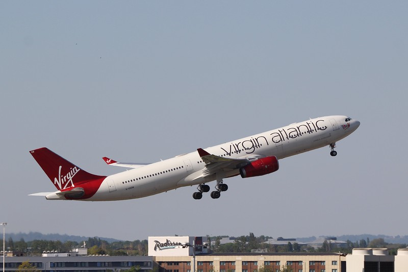 Virgin Atlantic Airways (VS) G-VGEM A330-343 X [cn1215]