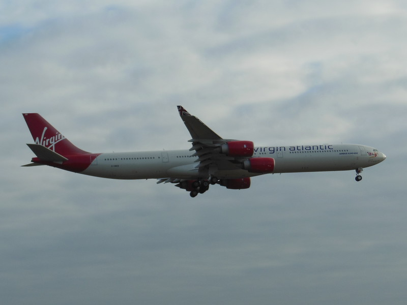 Virgin Atlantic Airways (VS) G-VWEB A340-642 [cn787]