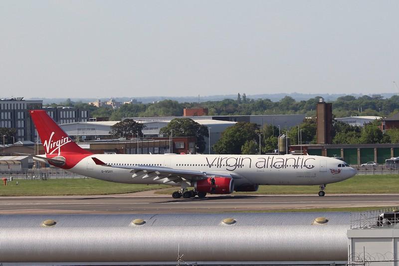 Virgin Atlantic Airways (VS) G-VSXY A330-343 X [cn1195]