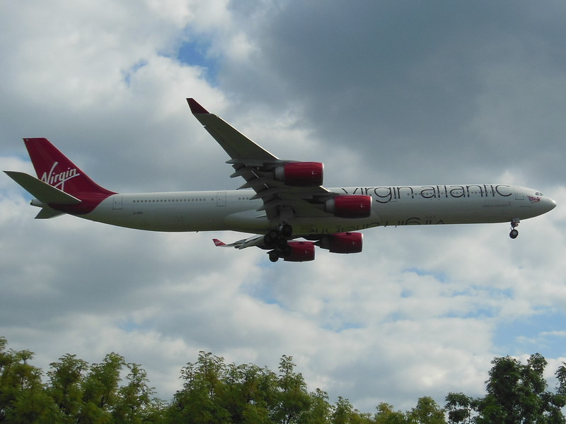 Virgin Atlantic Airways (VS) G-VEIL A340-642 [cn575]
