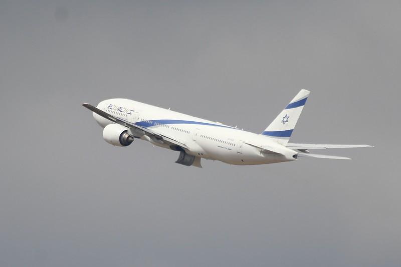 El Al Israel Airlines (LY) 4X-ECE B777-258 ER [cn36083]