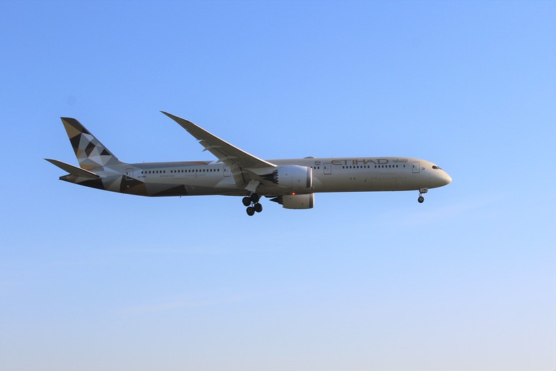 Etihad Airways (EY) A6-BMC B787-10 [cn60757]