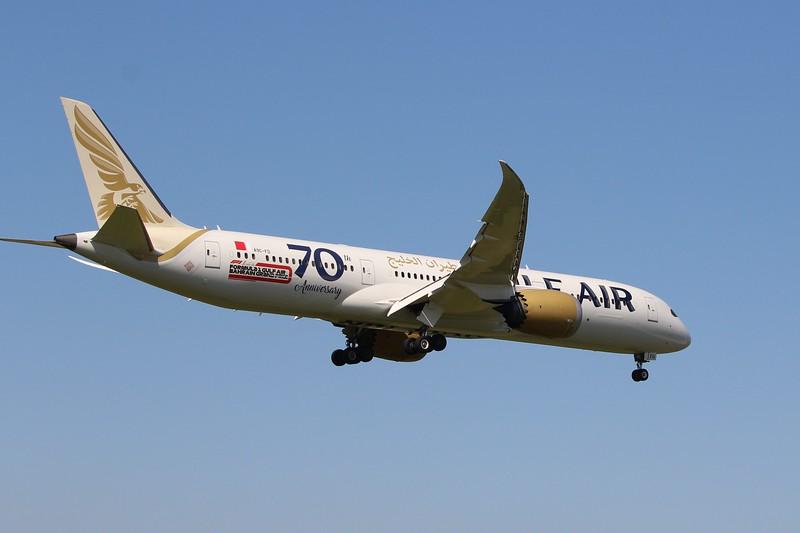 Gulf Air (GF) A9C-FC B787-9 [cn39982]