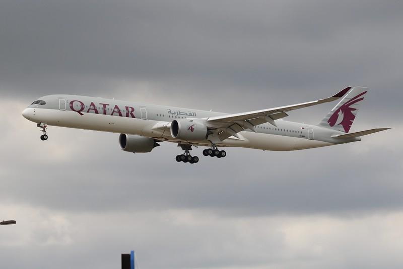 Qatar Airways (QR) A7-ANA A350-1041 [cn88]