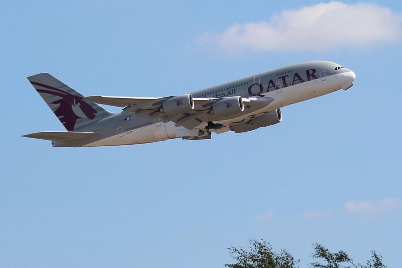 Qatar Airways (QR) A7-APJ A380-861 [cn254]