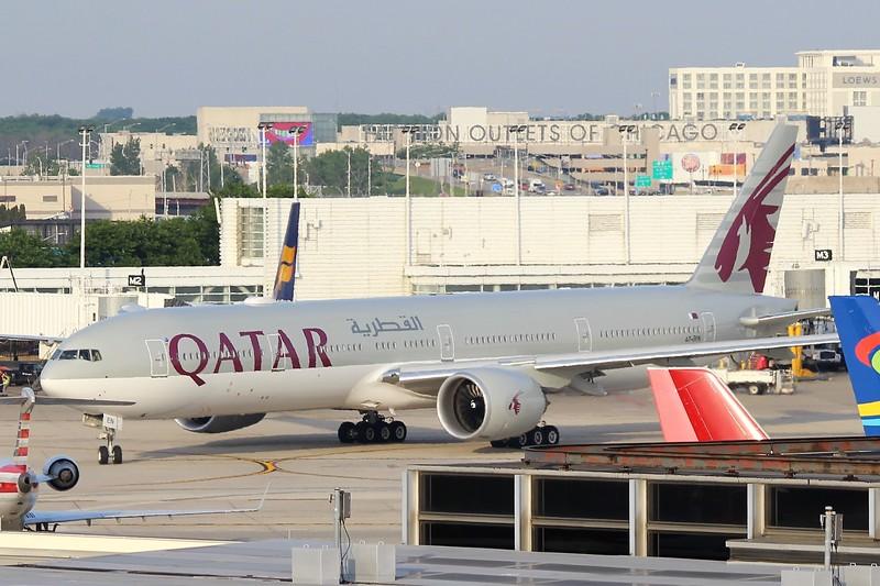 Qatar Airways (QR) A7-BEN B777-300ER [cn64064]