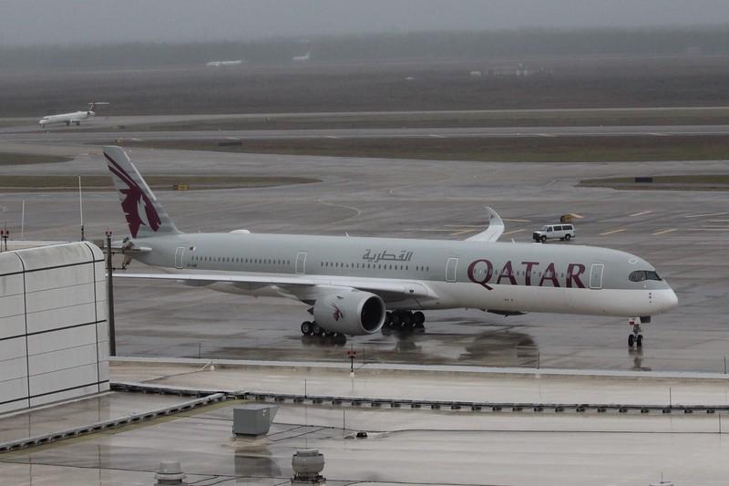 Qatar Airways (QR) A7-ANI A350-1041 [cn241]
