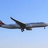 Turkish Airlines (TK) TC-LOE A330-343 [cn1592]