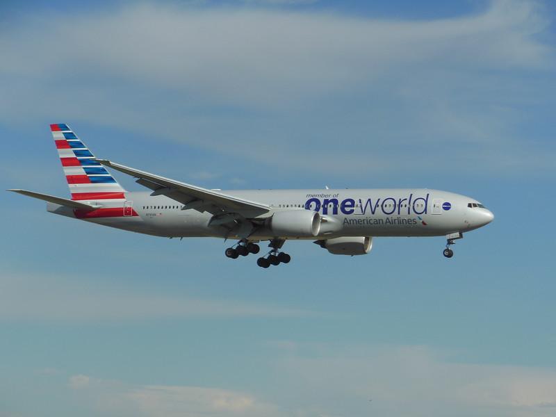 American Airlines (AA) N791AN B777-231 ER [cn30254]