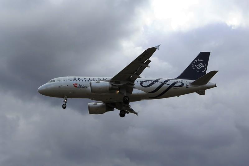 CSA Czech Airlines (OK) OK-PET A319-112 [cn4258]
