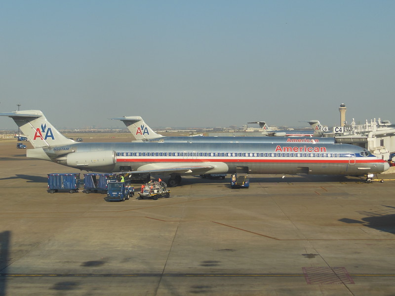 American Airlines (AA) N567AM MD-83 [cn53293]