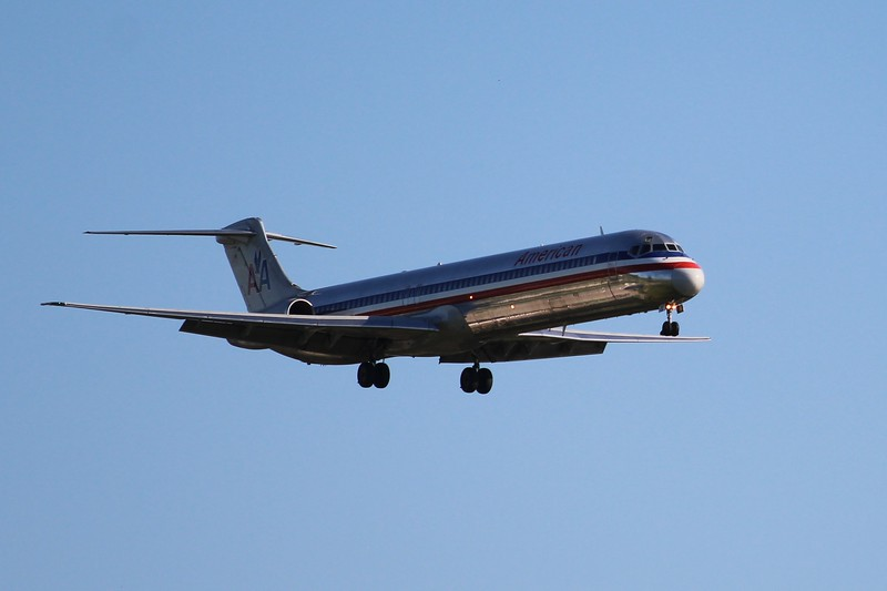 American Airlines (AA) N9620D MD-83 [cn53591]