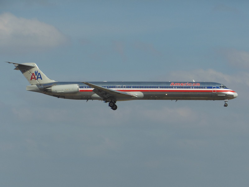 American Airlines (AA) N513AA MD-82 [cn49890]