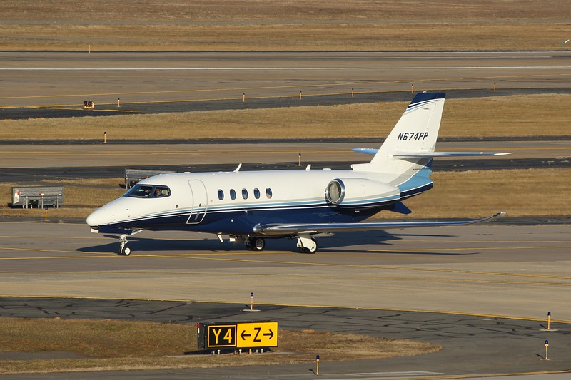 Cessna 680A Citation Latitude (cn 680A0076) N674PP
