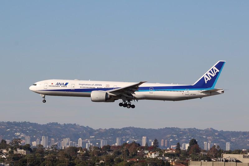 All Nippon Airways (NH) JA732A B777-381 ER [cn27038]