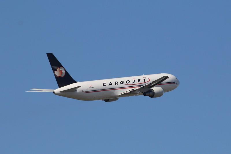 Cargojet Airways (W8) C-GXAJ B767-323 ER (F) [cn25196]