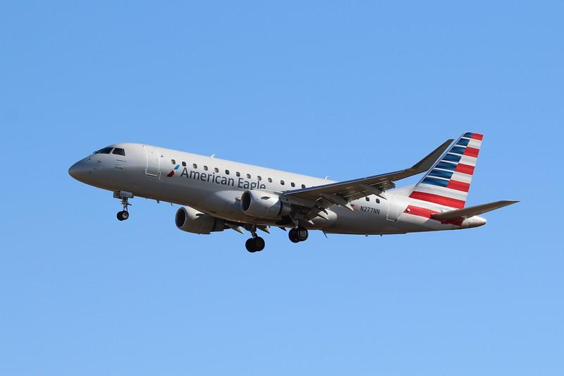 American Eagle/Envoy Air (AA/MQ) N277NN ERJ-175 LR [cn17000783]