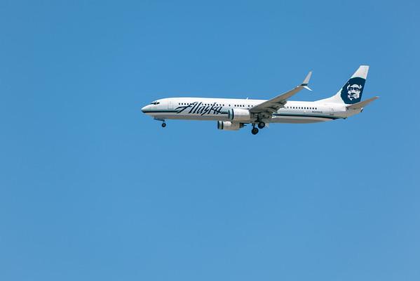 Current Alaska Airlines